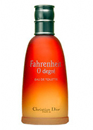 Christian Dior Fahrenheit O Degree Summer Fragrance